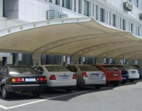 汽车停车棚4