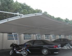 汽车停车棚2