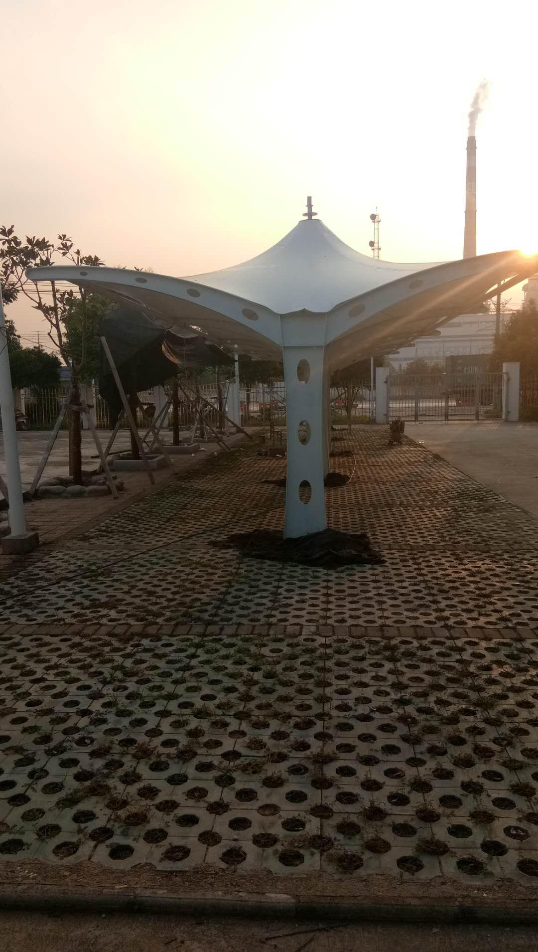 阳逻汉堔煤气站